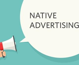 Нативная (естественная) интернет реклама