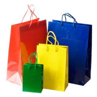 Бумажные пакеты - их виды и особенности изготовления